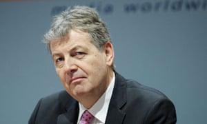 Gerhard Zeiler, head of the RTL-Group,