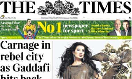 The Times - March 2011
