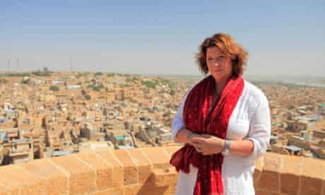 Caroline Quentin : A Passage Through India