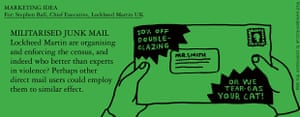 Benrik Pitch: Militarised Junk Mail