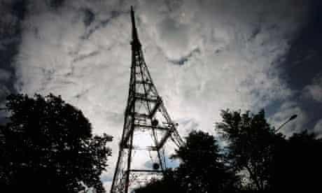 Crystal Palace TV mast
