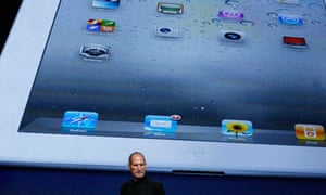 New iPad,  Apple Inc.