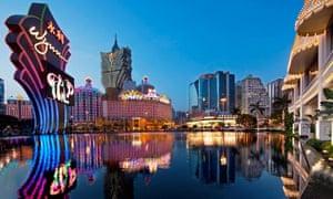 Casinos in Macau