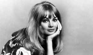 Jean Shrimpton in 1967