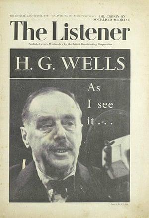 The Listener: HG Wells