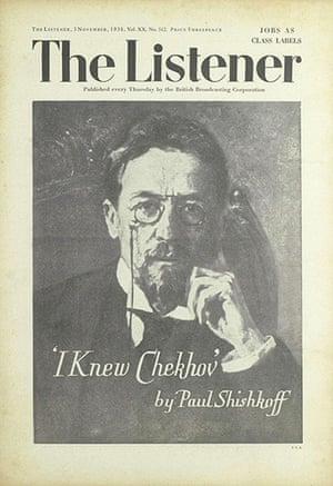 The Listener: Anton Chekhov