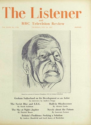 The Listener: Somerset Maugham