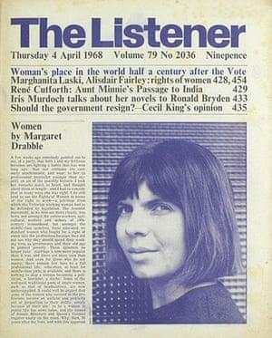 The Listener: Margaret Drabble