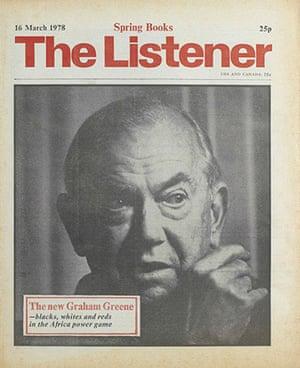 The Listener: Graham Greene
