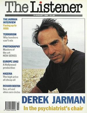 The Listener: Derek Jarman