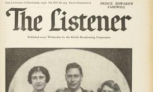 The Listener - 1936