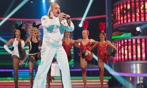 'The X Factor' Live Show, TV Programme, London, Britain - 06 Nov 2010