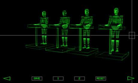 Kraftwerk - Kling Klang Machine app