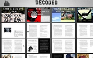Decoded by Jay-Z app