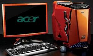 Acer Predator gaming PC