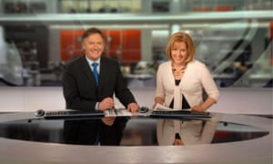 BBC News channel: Simon McCoy and Carrie Gracie