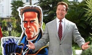 The Governator: Arnold Schwarzenegger