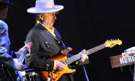 Bob Dylan in Beijing