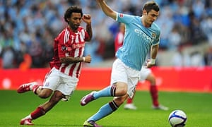 Manchester City v Stoke City - FA Cup Final