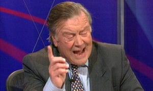 Ken Clarke on Question Time