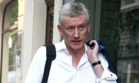Fred Goodwin in Nice, France-  21 Jul 2009