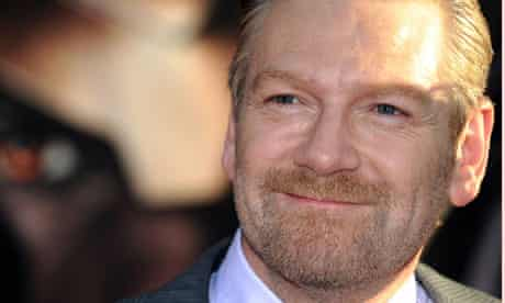 Director Kenneth Branagh arrives at the