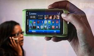 Nokia N8 advert