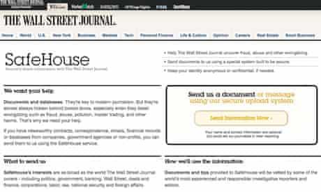 Wall Street Journal – SafeHouse