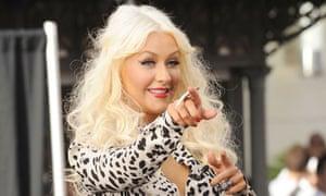 The Voice: Christina Aguilera