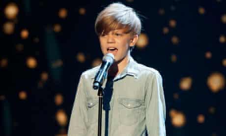 Britain's Got Talent 2011: Ronan Parke