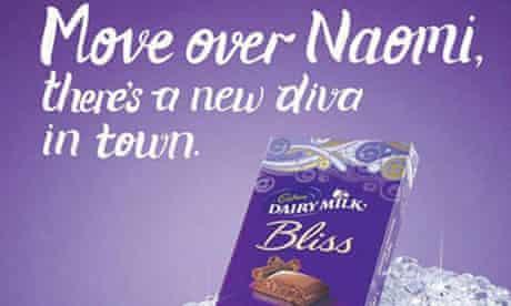 Cadbury's Dairy Milk Bliss ad