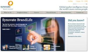 Synovate website