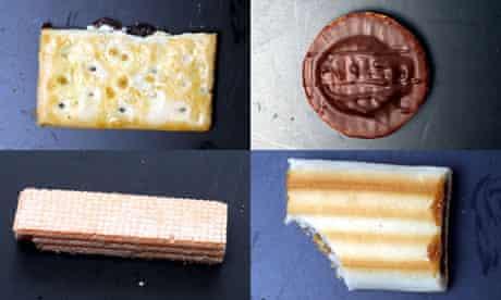 Biscuit montage