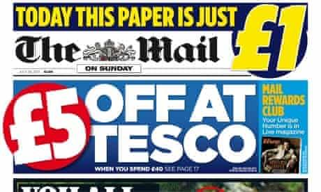 Mail on Sunday