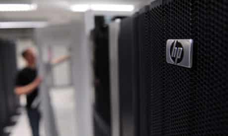Hewlett-Packard HP
