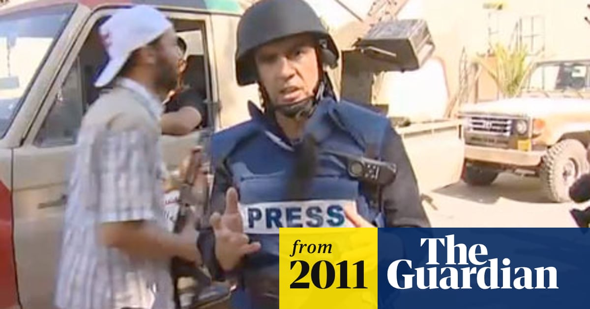 BBC foreign editor defends Libya coverage | Media | The Guardian