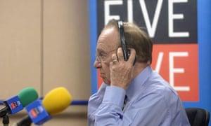 Rupert Murdoch On BBC Radio 5 Live