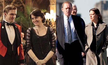 Downton Abbey Spooks