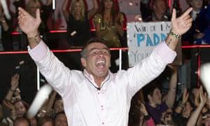 Celebrity Big Brother: Paddy Doherty