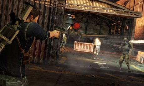 Uncharted 3 Interview Physics And Vulnerability In The World Of