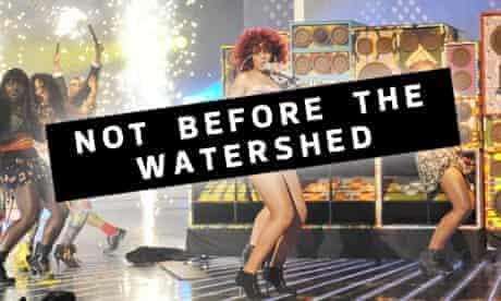Rihanna watershed