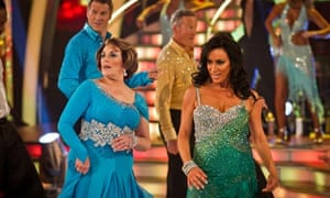 Strictly Come Dancing 2011: Edwina and Nancy