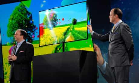 CES 2012: Samsung launches its 55-inch Super OLED TV