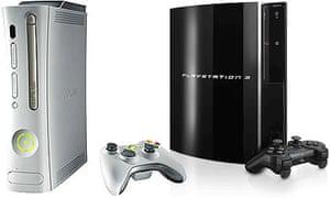 Xbox-PS3