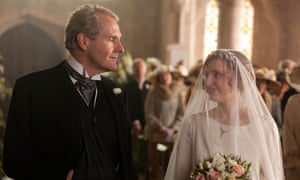 Downton Abbey: Sir Anthony Strallan and Lady Edith