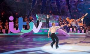 ITV logo rebrand