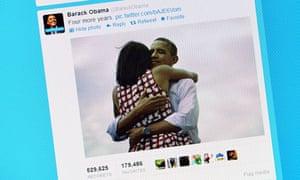 Barack Obama's tweet