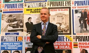 Private Eye: Ian Hislop