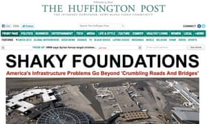 Huffington Post to launch live online TV channel | Media