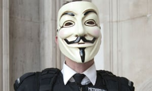 Anonymous's release of Met and FBI call puts hacker group